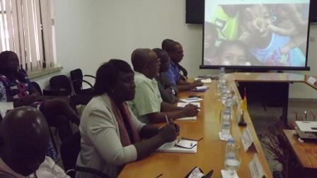 UCRE recebe uma Delegação Governamental da Guiné Bissau para apresentação da Agenda de Transformação e Reforma do Estado