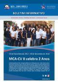 Após dois anos de assinatura do Compacto MCA-CV II, é lançado o Boletim